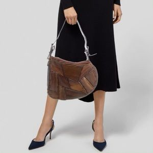 FENDI Oyster Shoulder Bag